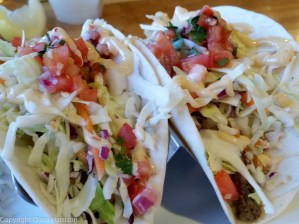 Miramar Beach, FL - Surf Hut fish tacos