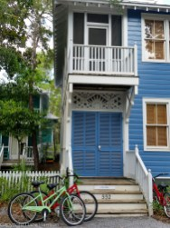 Seaside Blue House