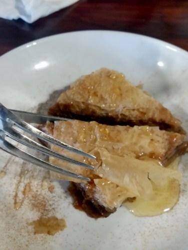 Miramar Beach, FL - Greek food - Baklava