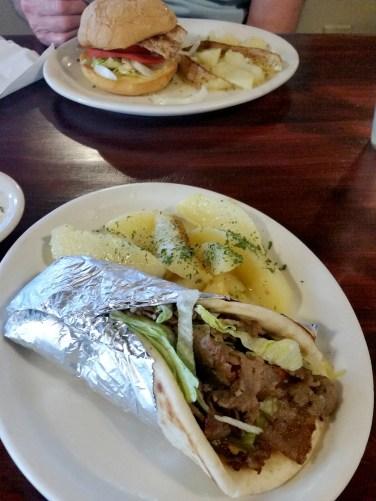 Miramar Beach, FL - Greek food - Gyros