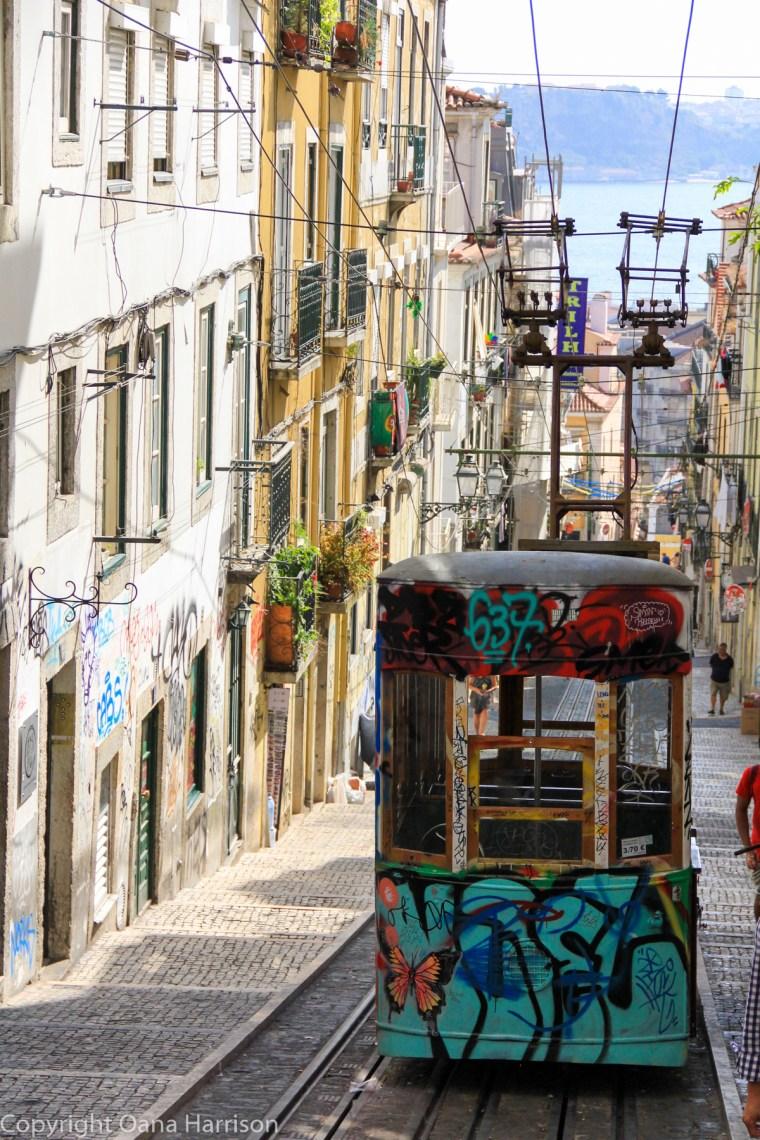 Ascensor da Bica Lisbon