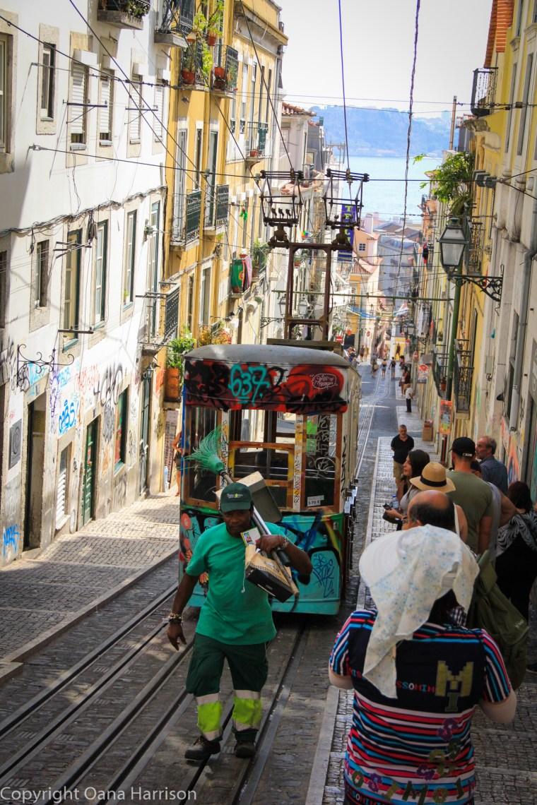 Bica Ascensor Lisbon