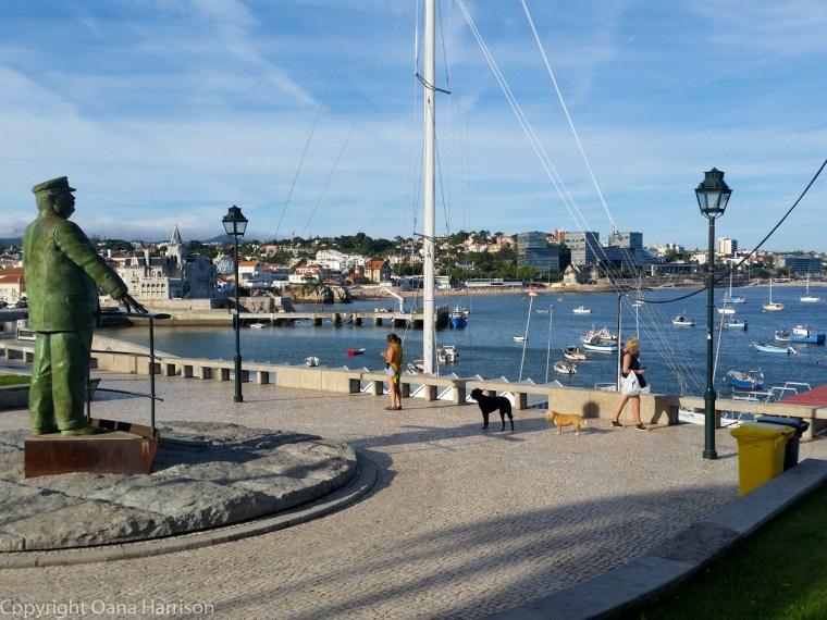 Cascais Portugal Marina and Citadel