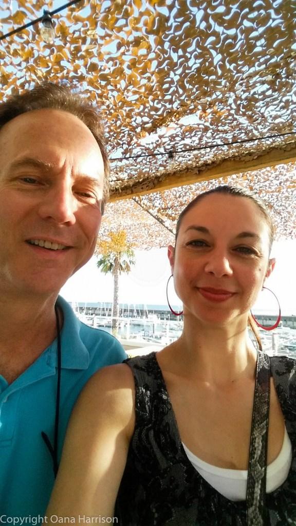 Marisco na Praca Cascais Oana and David