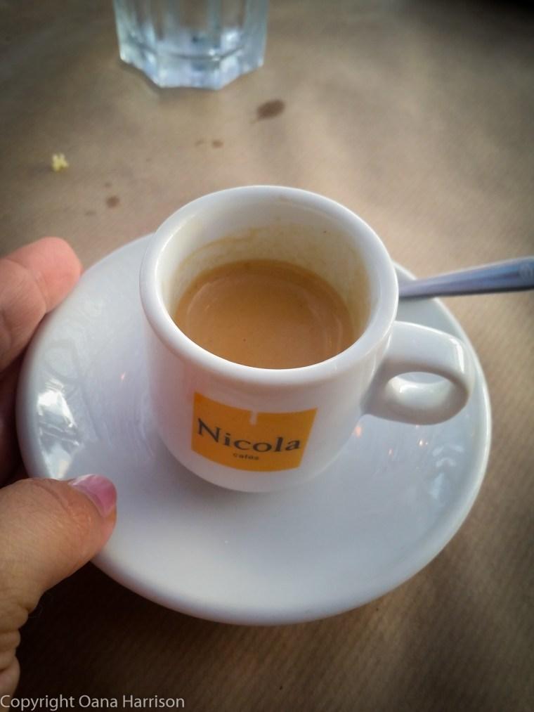 Marisco na Praca Cascais coffee