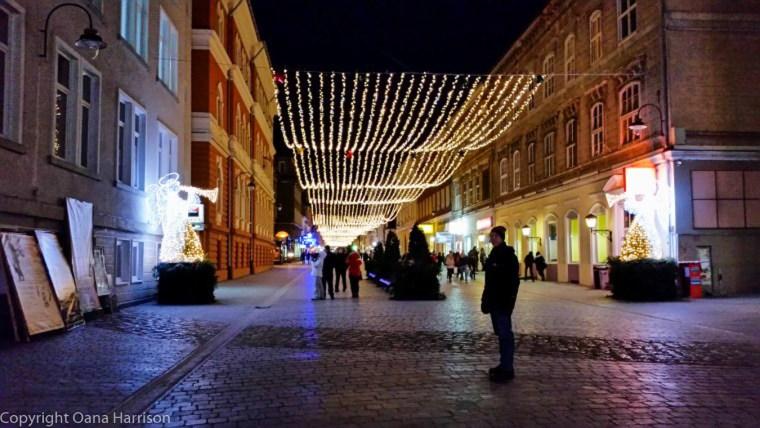 Brasov Romania Winter