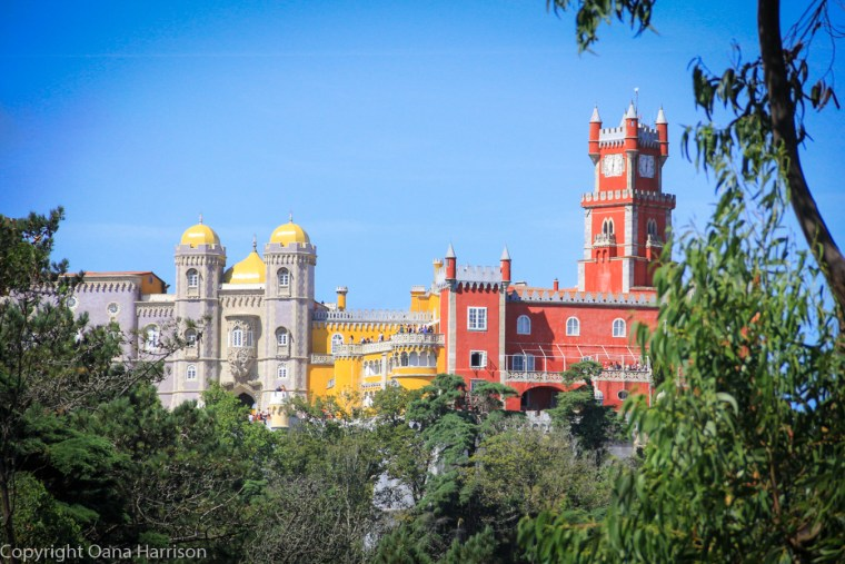 Sintra, Portugal, Pena Castle