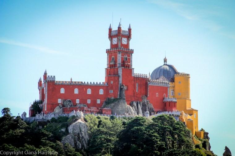 Sintra Portugal Pena Palace