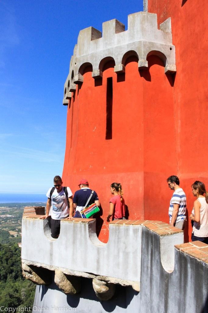 Pena Castle, Sintra, Portugal