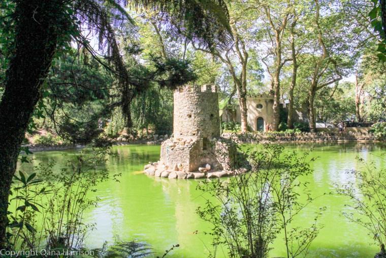 Pena Palace Portugal Garden