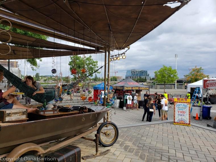 Oregon-Portland-downtown-market