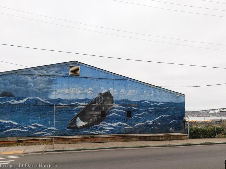 Newport-OR-boat-mural