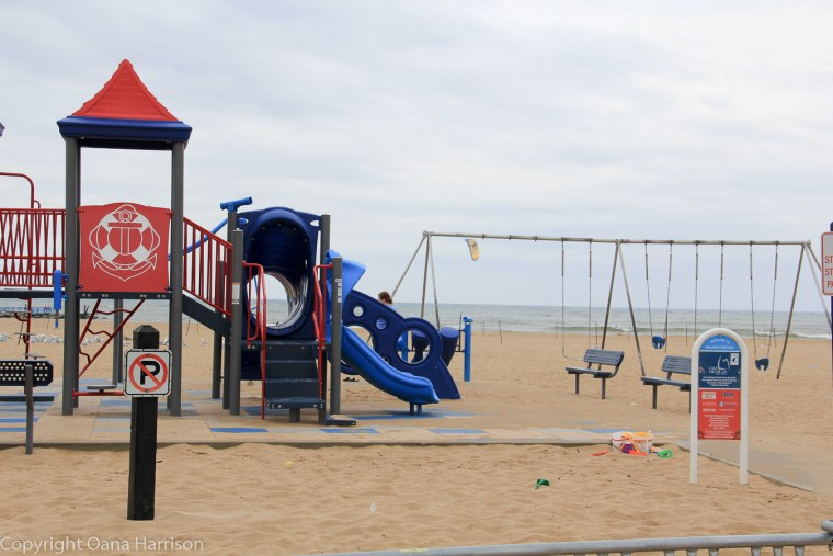 Holland-State-Park-Michigan-beach-playground