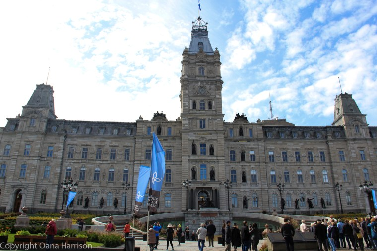 Quebec-City-Parliament
