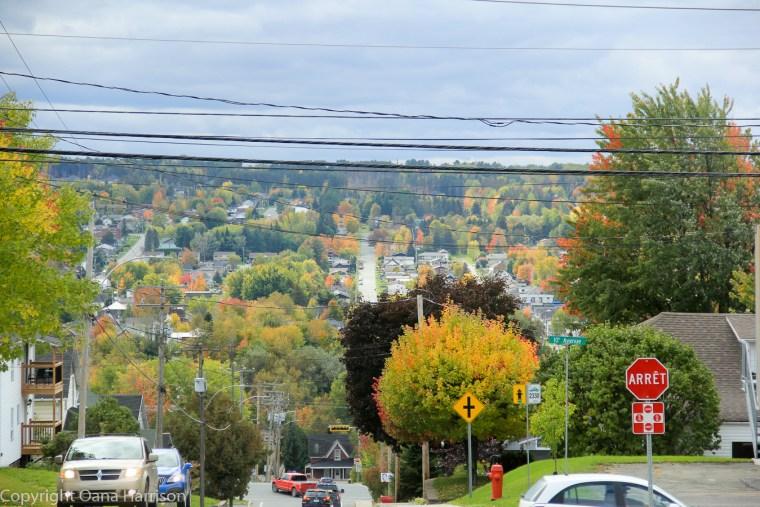 Old Canada Road Quebec City