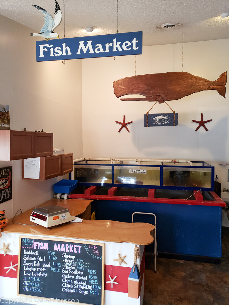 Jonathon's Seafood Restaurant, Conway, New Hampshire