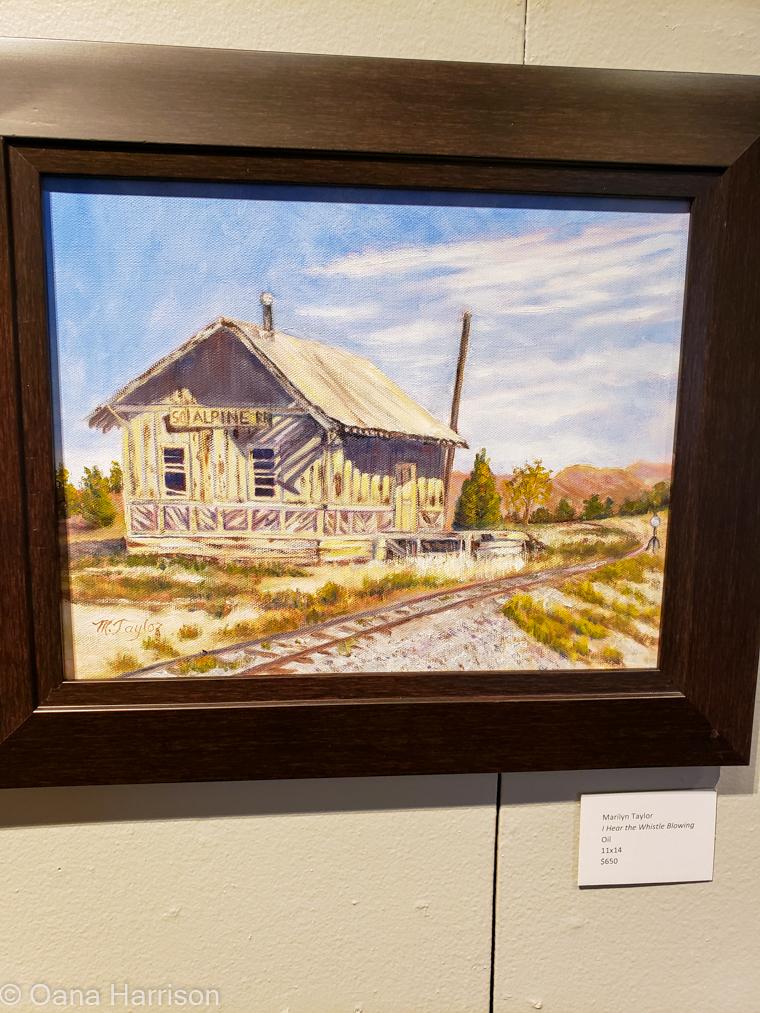 Big Bend Museum Alpine Texas