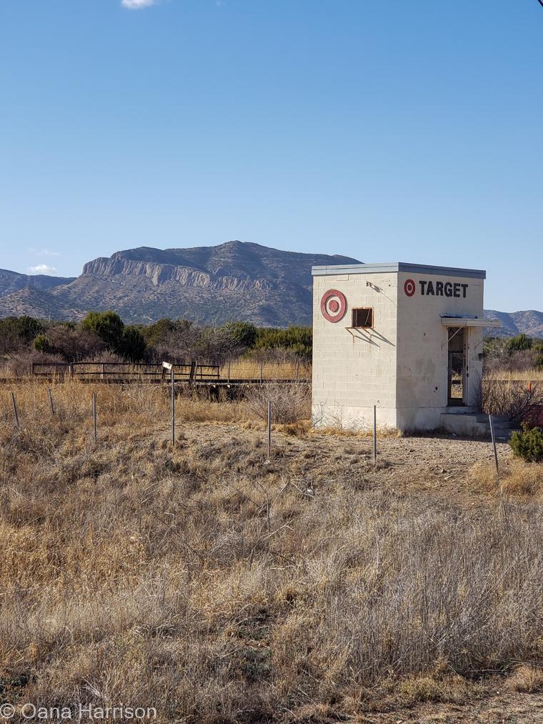 Marfa Texas Target