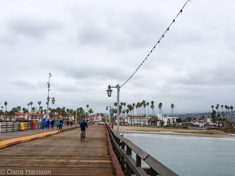 Santa Barbara pier, Stearns Wharf
