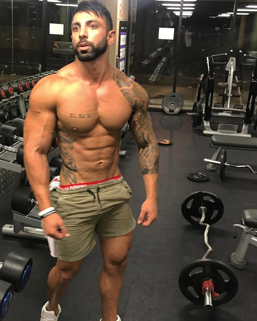 Chestbrah Said Shavershian Age • Height • Weight • Images • Bio