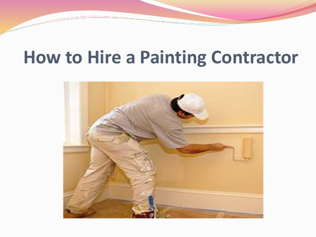 Hiring a Coeur d'Alene Painting Contractor