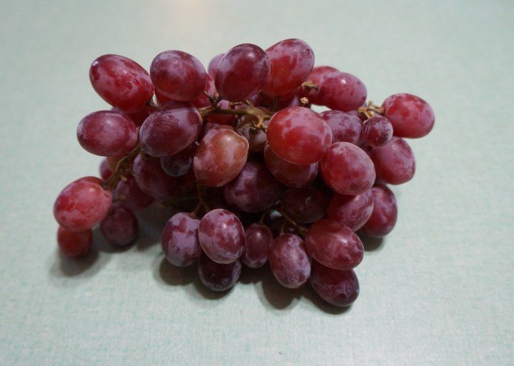 Organic Grapes - Unwashed.