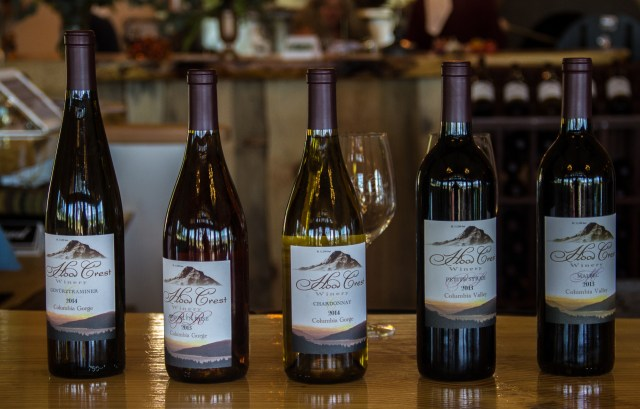 Tess and Patrick Barr Founders of Hood Crest Winery -- Episode 7 Great Food Great Stories Podcast