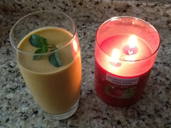 Taste of Fall Smoothie