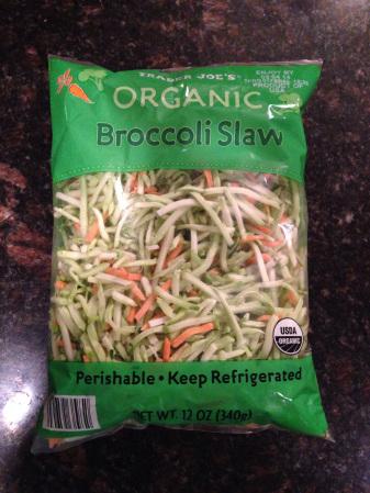 Sweettart Brocolli Slaw 1