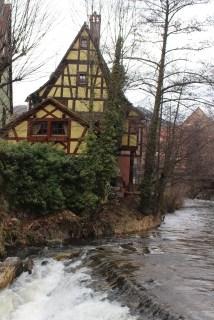 Riverside dwelling