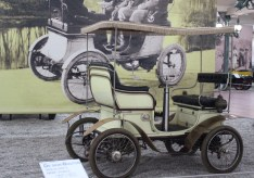 Man power- this car needed its motor to be aided by the power of human effort. Result: it no longer exists