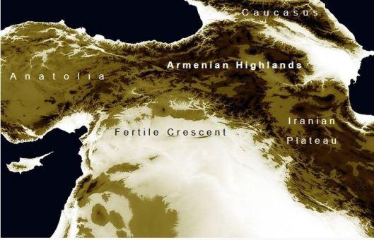 armenian highland