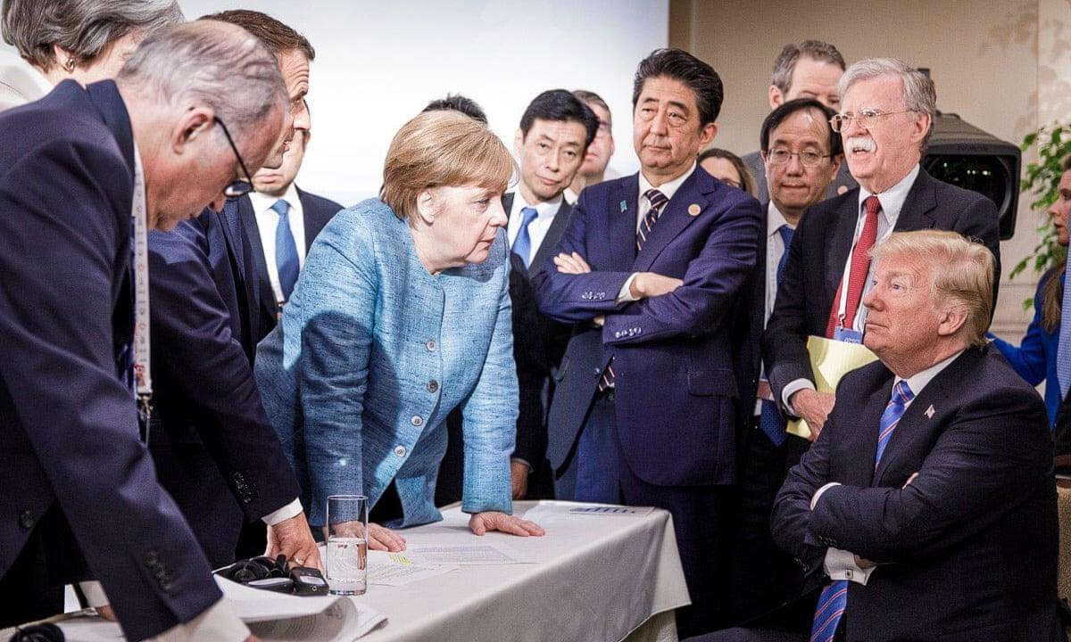 היתרון של טראמפ במלחמות הסחר