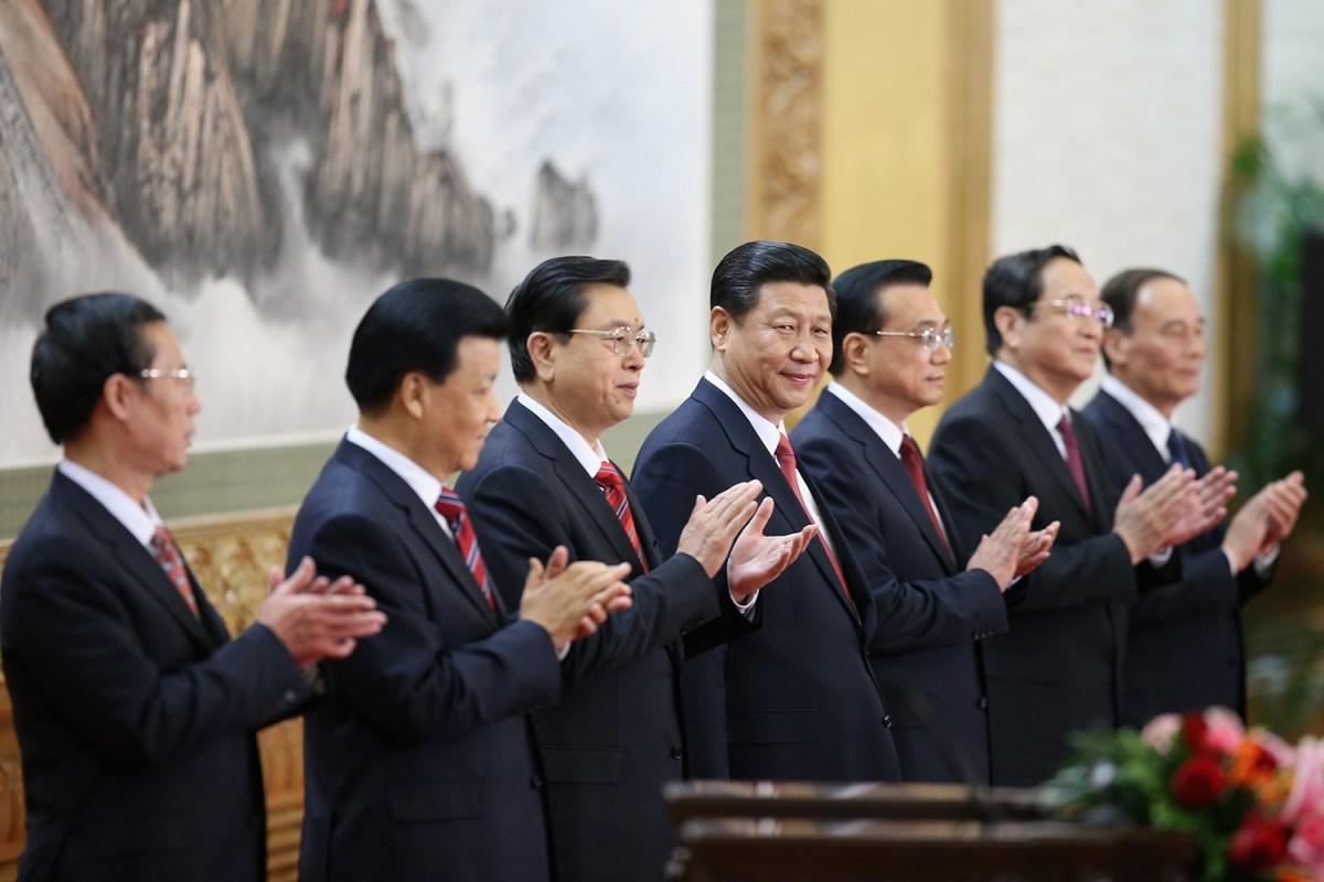 קיסר אדום: מבוא לפוליטיקה הסינית