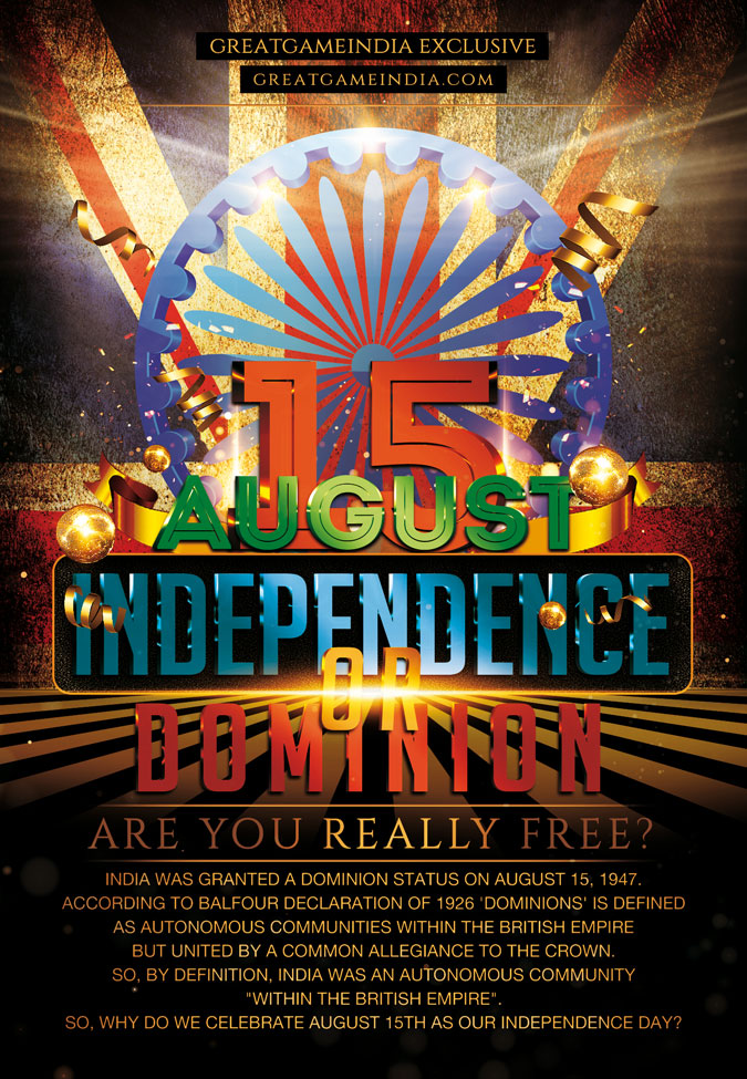 Did India Gain Independence On August 15th, 1947
