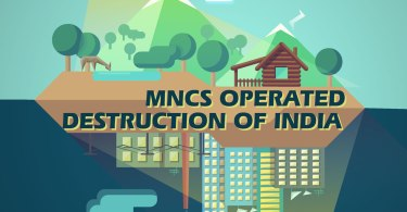 MNCs Operated Destruction of India GreatGameIndia