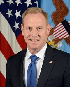 Acting U.S Defence Secretary Patrick Shanahan