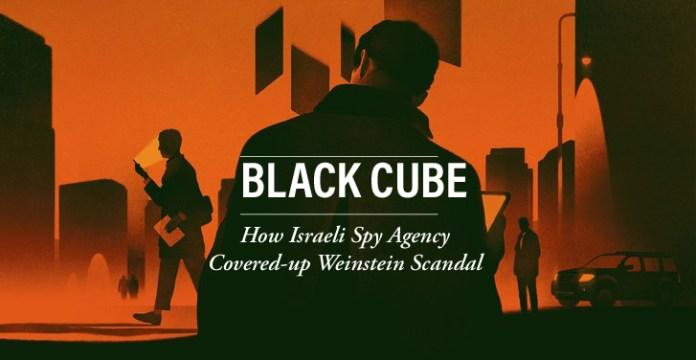 Black Cube - How Israeli Spy Agency covered-up Weinstein scandal