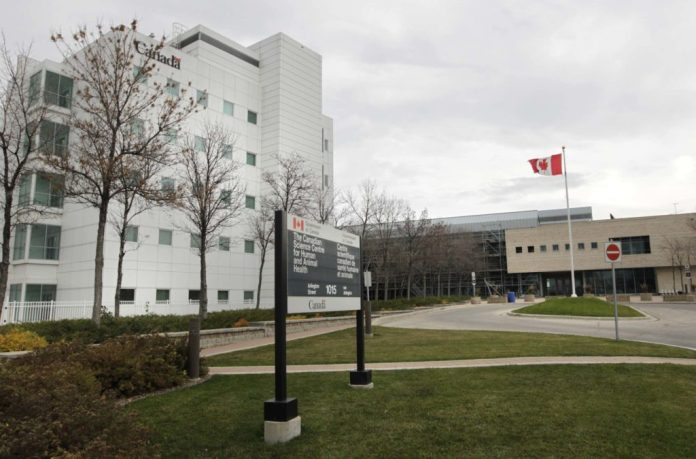 National Microbiology Laboratory, Canada