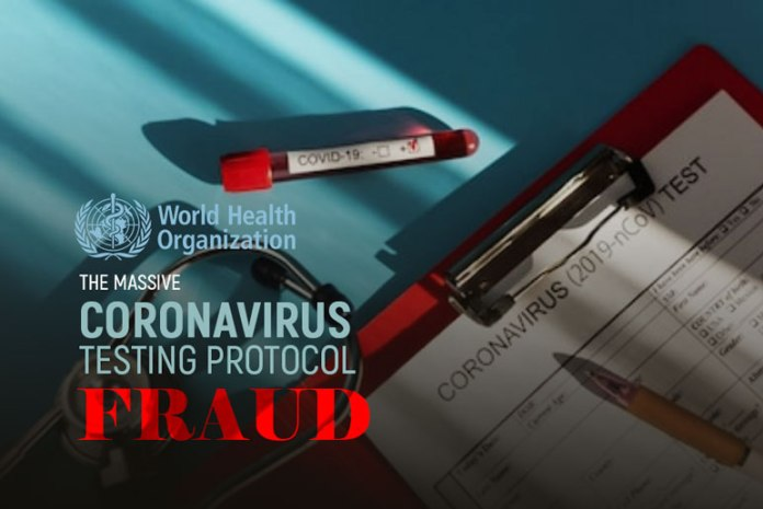 The Massive Coronavirus Testing Protocol Fraud