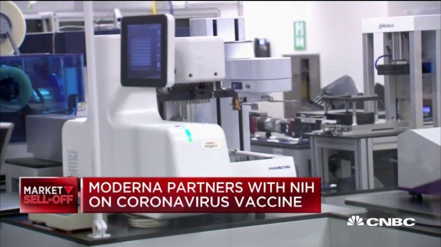 Moderna Coronavirus Vaccine Ready For Human Testing ...