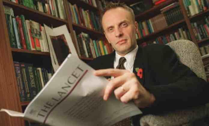 Richard Horton, the editor of the Lancet. Photograph: Richard Saker/The Observer