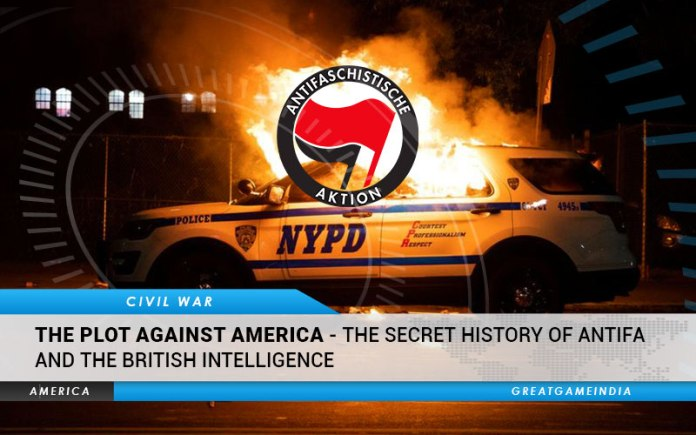 Secret History Of ANTIFA & British Intelligence