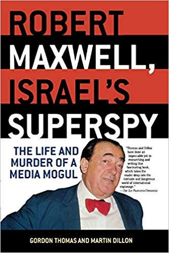 Robert Maxwell Israeli Superspy