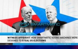 DECLARAÇÃO DE TESTEMUNHA: Como as máquinas de votação Smartmatic foram projetadas para roubar as eleições nos EUA | GreatGameIndia