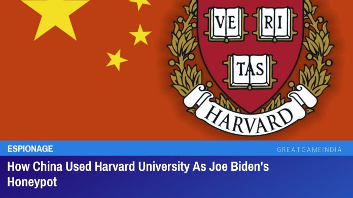 How China Used Harvard University As Joe Biden's Honeypot