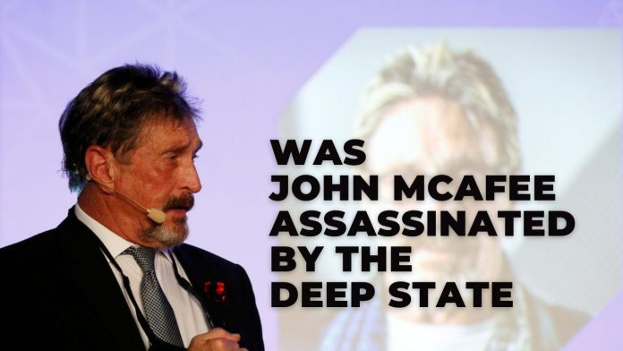 Was John McAfee Assassinated By The Deep State?