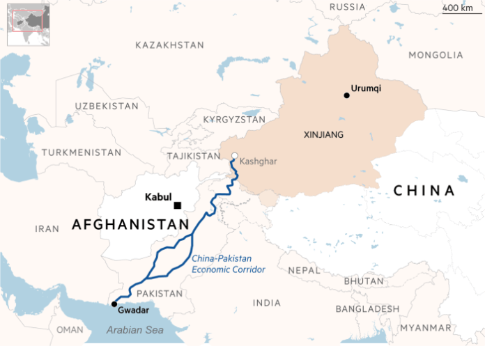 With NATO Out China Will Link CPEC To Afghanistan