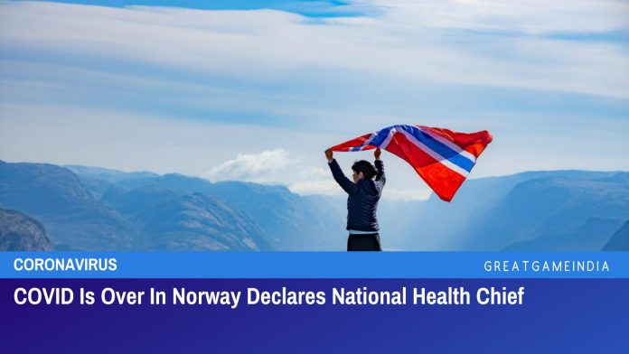 COVID Is Over In Norway Declares National Health Chief