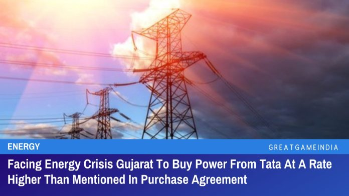 Facing Energy Crisis Gujarat To Buy Power From Tata At A Rate Higher Than Mentioned In Purchase Agreement